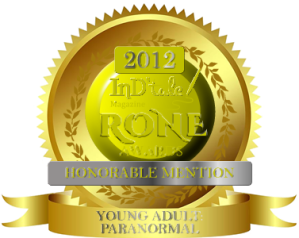 2012_RONE_1stRU(Young Adult - Paranormal)