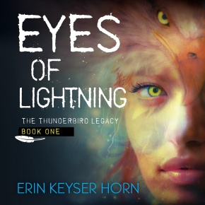 EYES OF LIGHTNING Audiobook Giveaway, IndieCredible, and Facebook Goodies