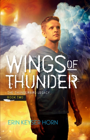 WINGS OF THUNDER Cover Release!!