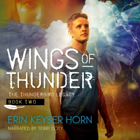 WINGS OF THUNDER Audiobook Giveaways!