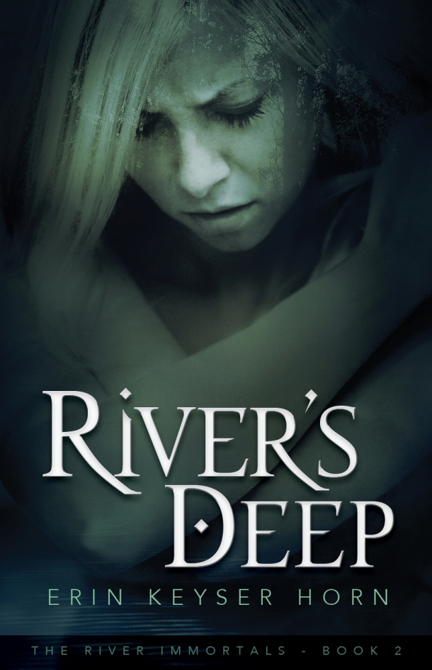 RIVER'S DEEP front cover