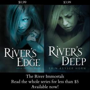 RIVER'S DEEP Release!