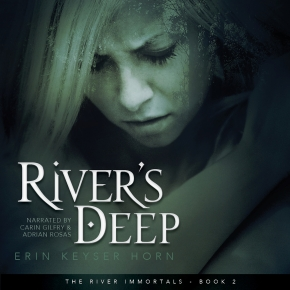 RIVER'S DEEP Audiobook!