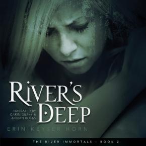 RIVER'S DEEP Audiobook!